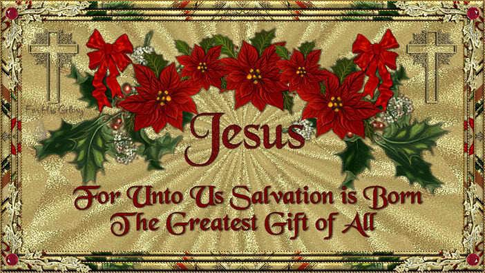 Trinity International Inspiration: Jesus Our Greatest Gift