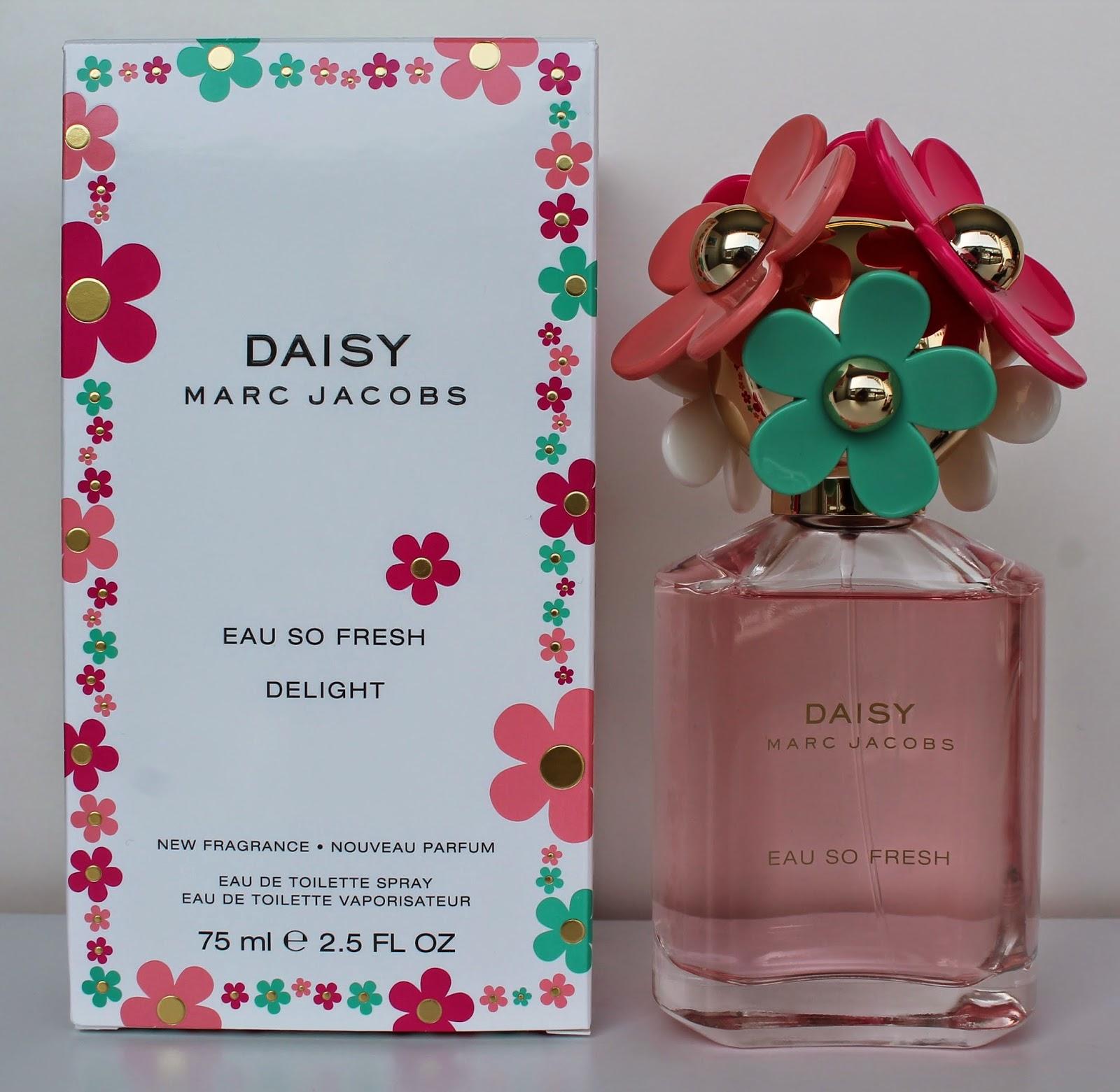 Daisy Eau So Fresh Delight Marc Jacobs