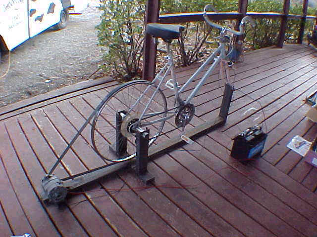 Как сделать генератор на велосипед своими руками