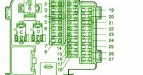 2000 toyota camry fuse diagram 2000 toyota mr2 fuse diagram #2