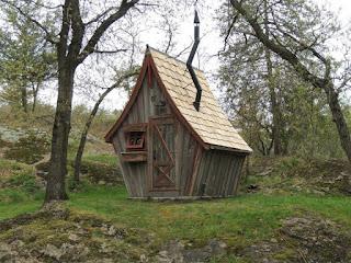 แบบบ้านกระท่อม
