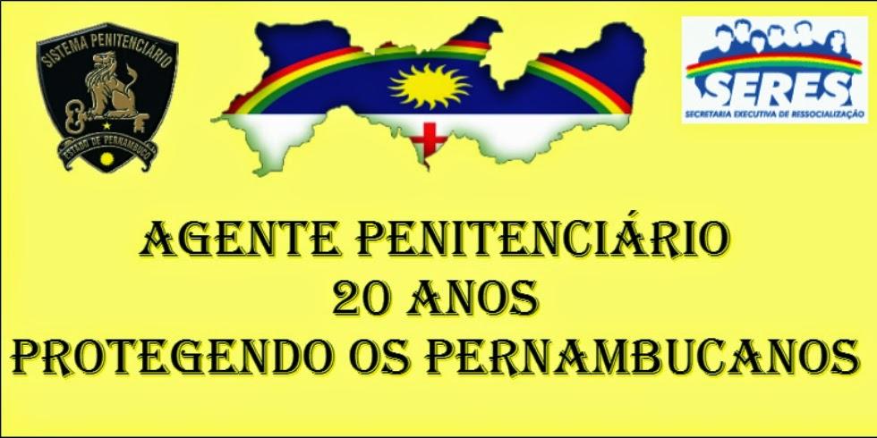 <br> Agentes Penitenciários de Pernambuco