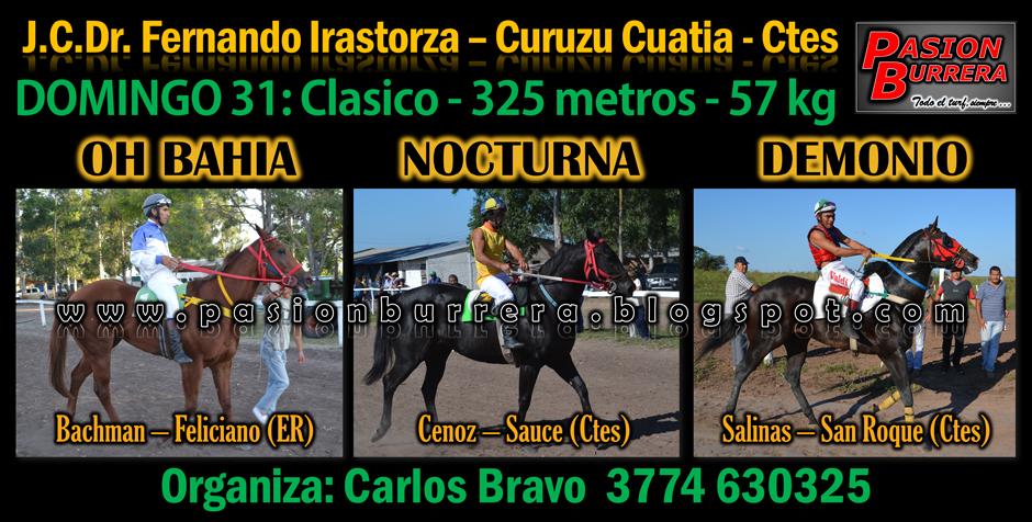 CURUZU CUATIA - 325 metros