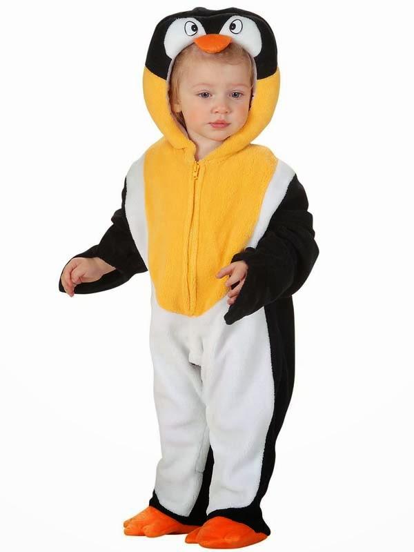 pingvin-babykostume