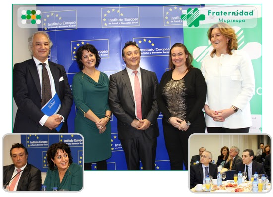 instituto europeo salud bienestar social: