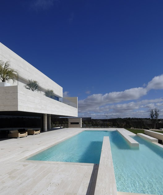 Softcultura vivienda minimalista en espa a - Casas minimalistas en espana ...