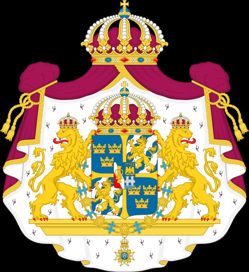 Página oficial de la Casa Real de Suecia