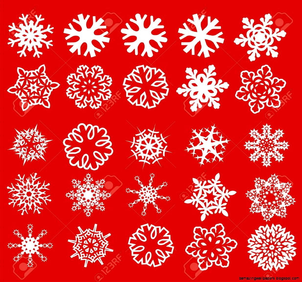 Snowflake Clipart Royalty Free Cliparts Vectors And Stock