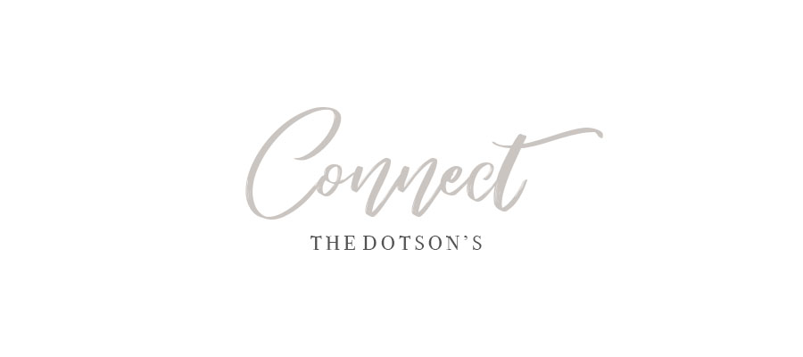 Connect the Dotsons
