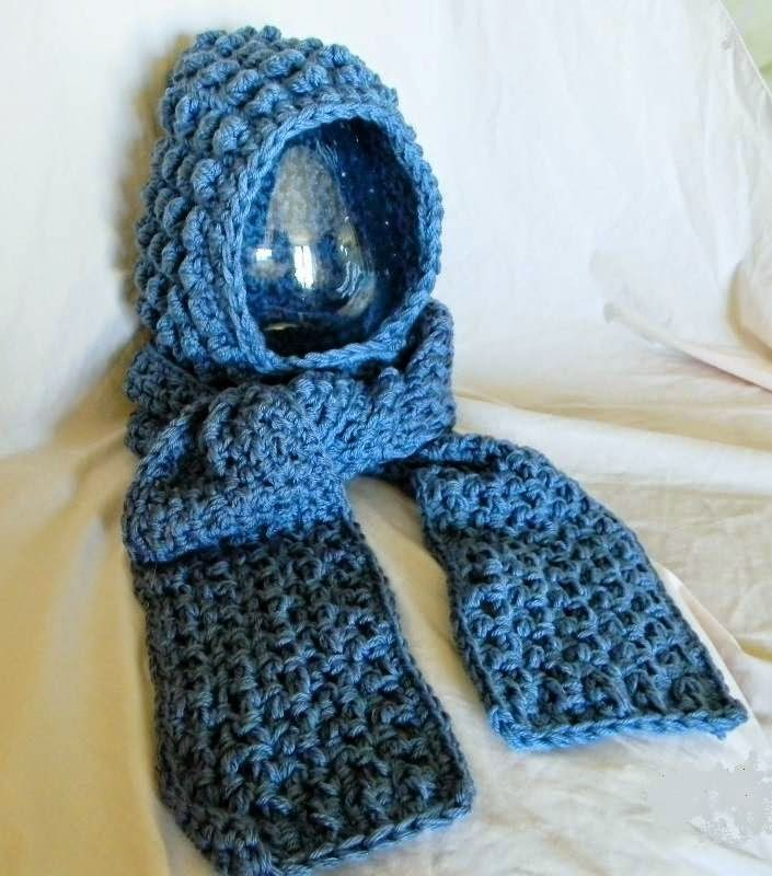 Free Knit Scoodie Pattern : txmommyladys crochet escape: Free Crochet Pattern: Quick Cozy Scoodie