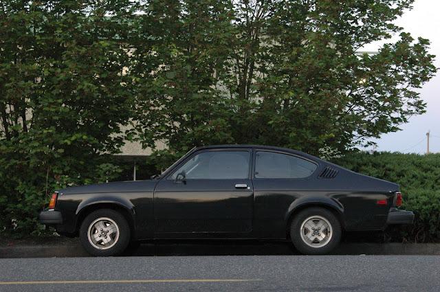 1982 Isuzu i-Mark Diesel Fastback.