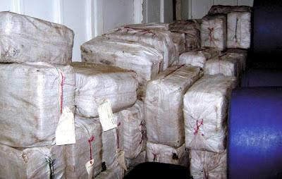 la cocaina, Honduras