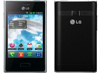 Presentaran en Suecia el LG Optimus L3