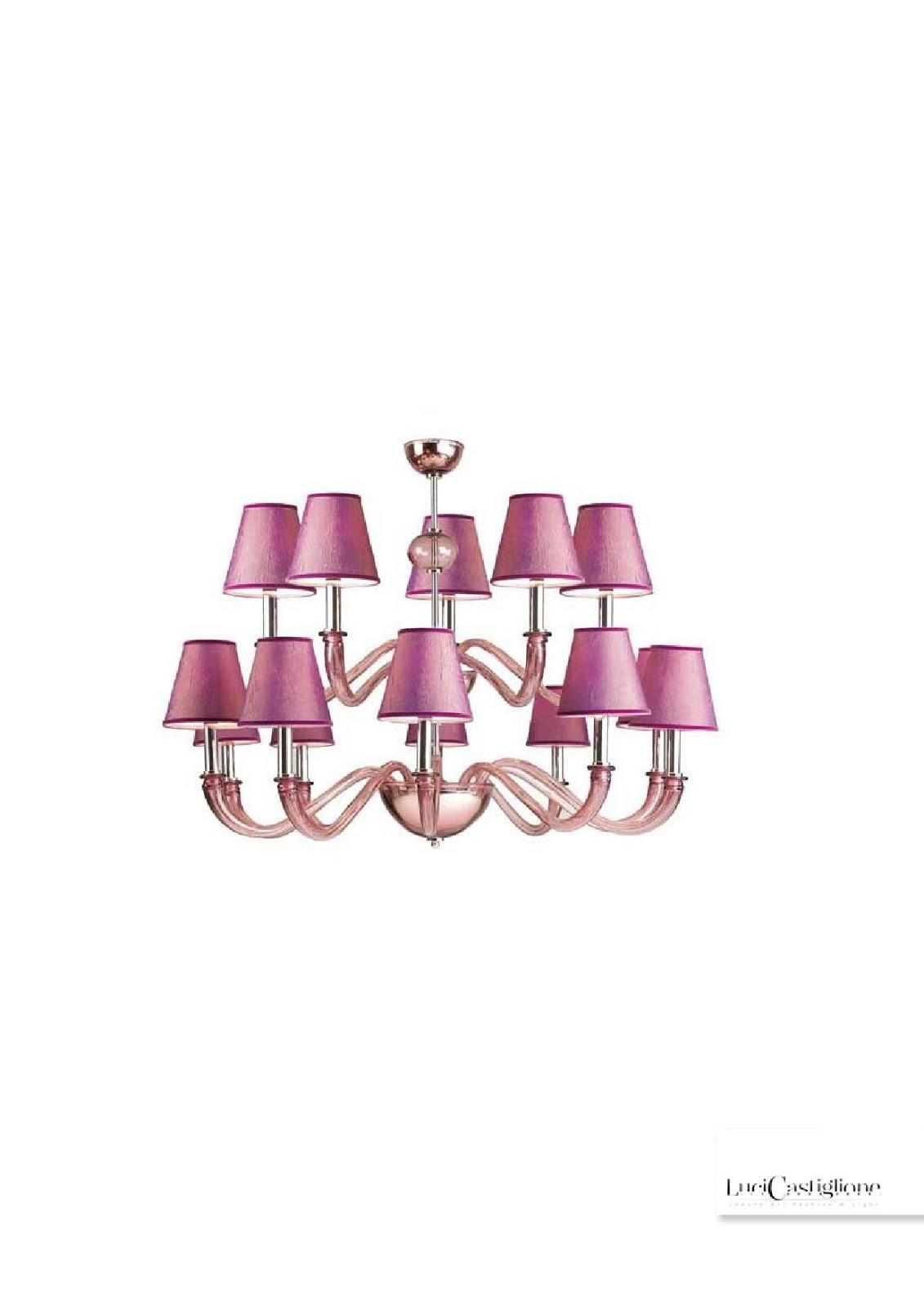 montaggio lampadari : Lampadari in vetro di murano: 472 lampadario in vetro soffiato di ...