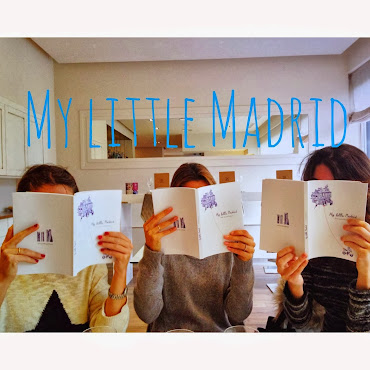 My Little Madrid Book