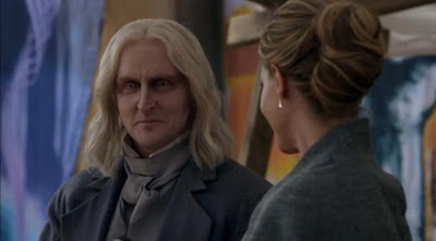 Mayor Amanda Rosewater Julie Benz Defiance Datak Tarr Tony Curran