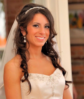 long wedding hairstyles with veil Gorgeous Wedding Hairstyles Ideas 2013
