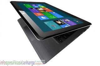 Harga Asus Taichi Tablet Terbaru 2012