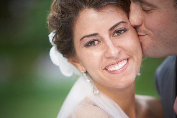 inn at woodstock hill wedding: wedding couple