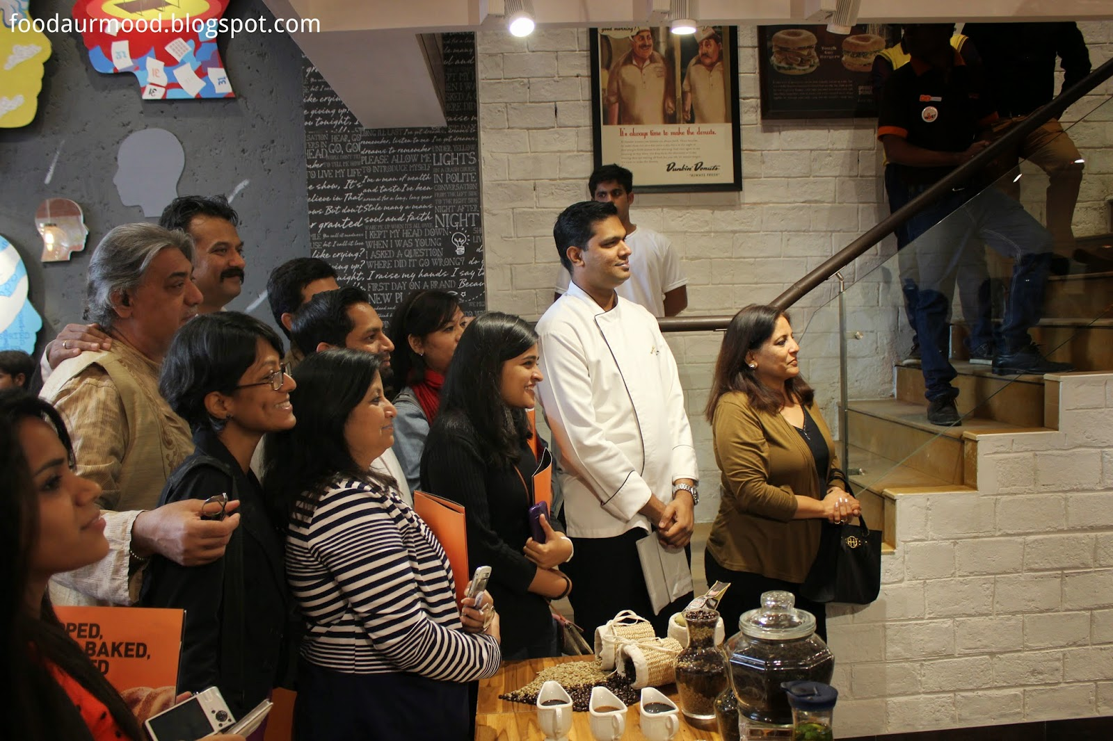 Dunkin Donuts India, Connaught Place, Workshop, Culinary
