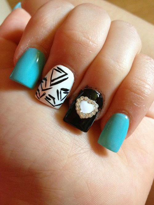 fake nails designs on pinterest, fake nail design, fake nail designs 2015, cool fake nail designs, nail designs for fake nails