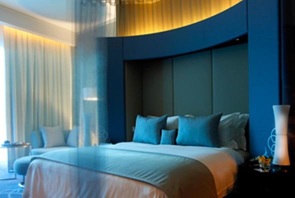 """Blue Paint"" Interior Designs Bedroom | Home Design Ideas"