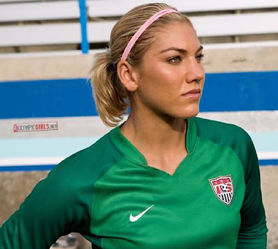 Fotos da Hope Solo - Goleira do EUA 2