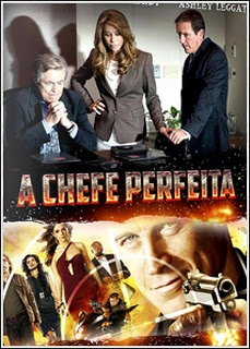 Download Filme A Chefe Perfeita – WEB DL AVI + RMVB Dublado