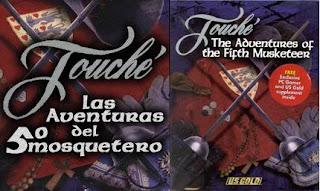 Touche Las aventuras del 5º Mosquetero
