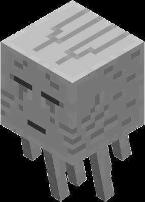 Minecraft is MineWorld: Ghast คืออะไร