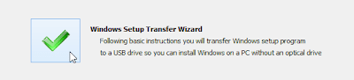 WinToFlash Windows Setup Transfer Wizard