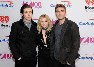 Chloe Grace Moretz Z100's Jingle Ball 2015 in NYC