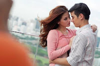 Crazy Little Thins Called Love tandem nad Asia's most popular love team Mario and Baifern