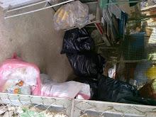 el centro de reciclaje mejorado