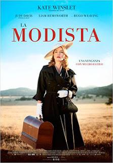 La modista (The Dressmaker) Poster
