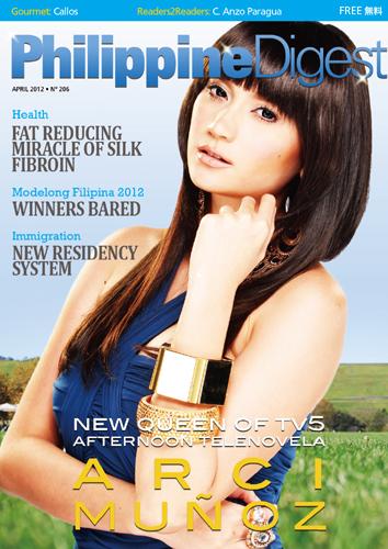 Philippine Digest - April 2012