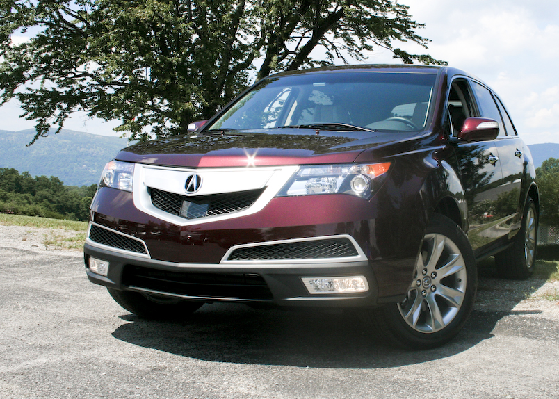 News Cars: 2010 Acura MDX