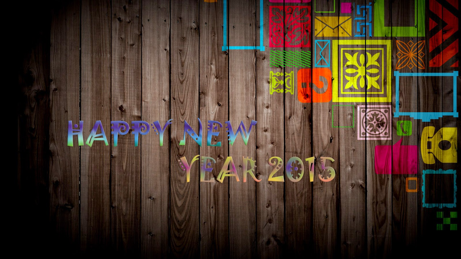 Happy New Year 2015 Beautiful Free eCards
