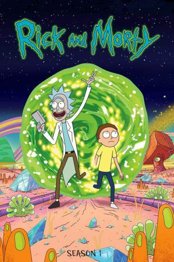 Rick and Morty 1ª Temporada Torrent – BluRay 720p/1080p Dual Áudio