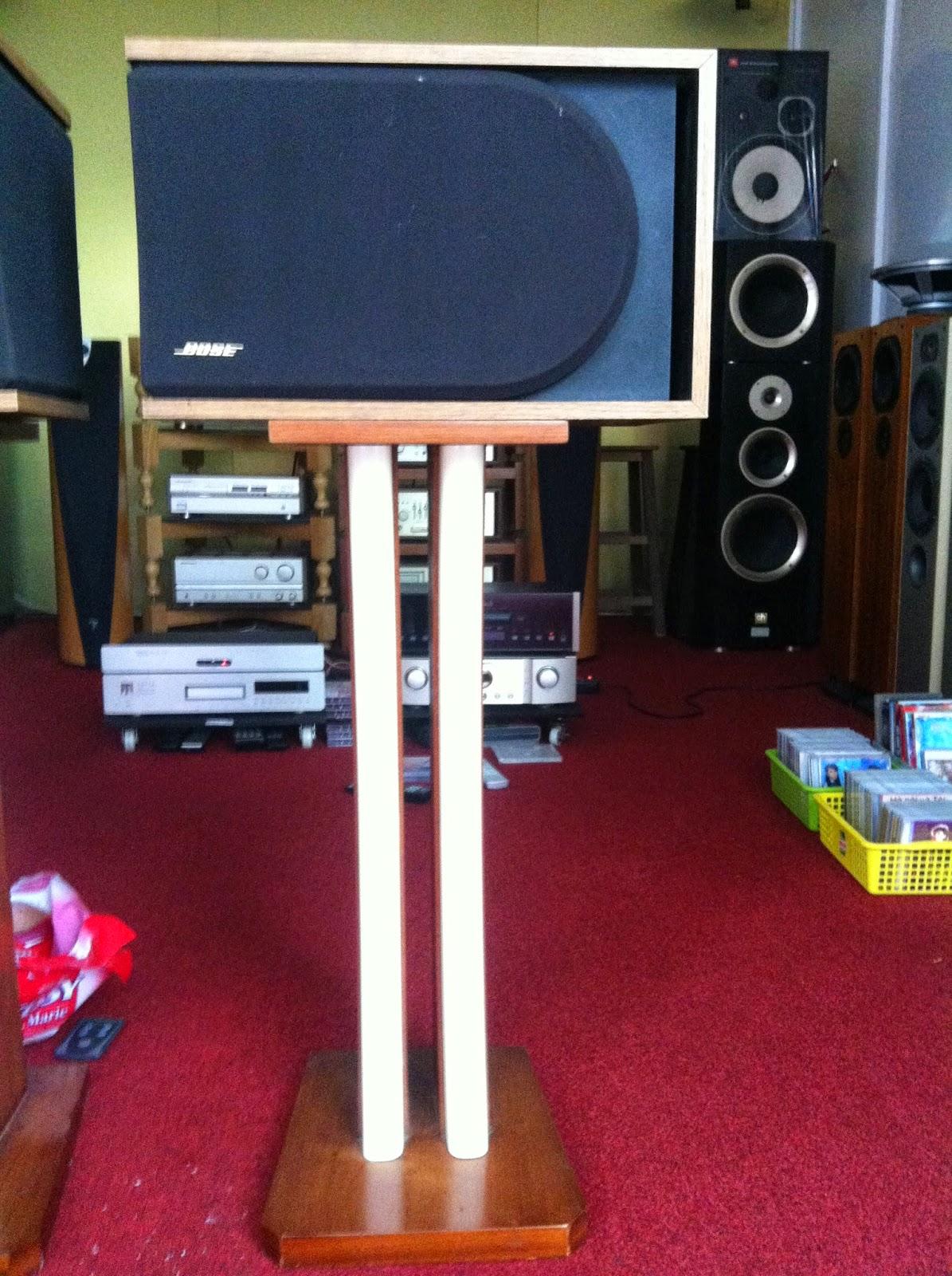 Cận cảnh sản phẩm: Loa Bose 4.2 series II