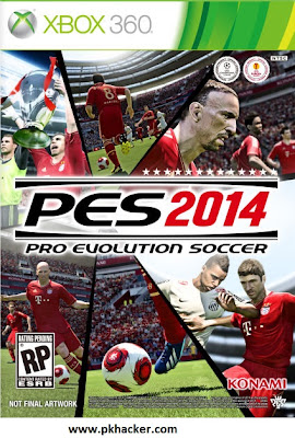 Pro Evolution Soccer 2014 For XBOX360