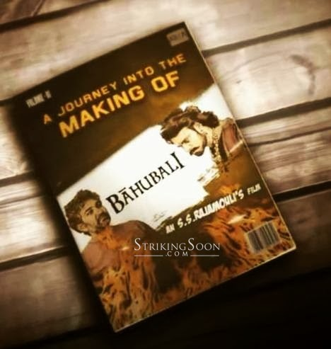 Baahubali making video