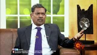Virundhinar Pakkam – Sun TV Show 09-07-2014 Prof. M. Manivel, groundwater Analyst