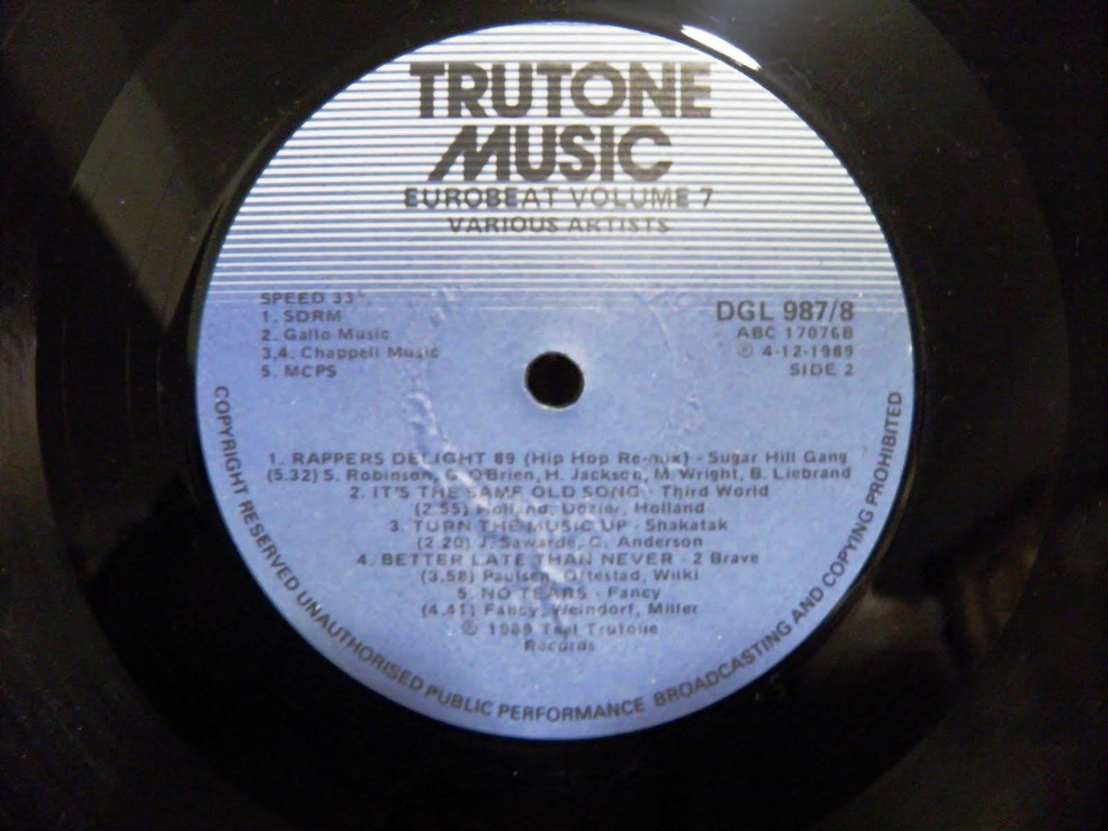 Retro disco hi nrg eurobeat volume 7 90 minute non for 1989 house music classics