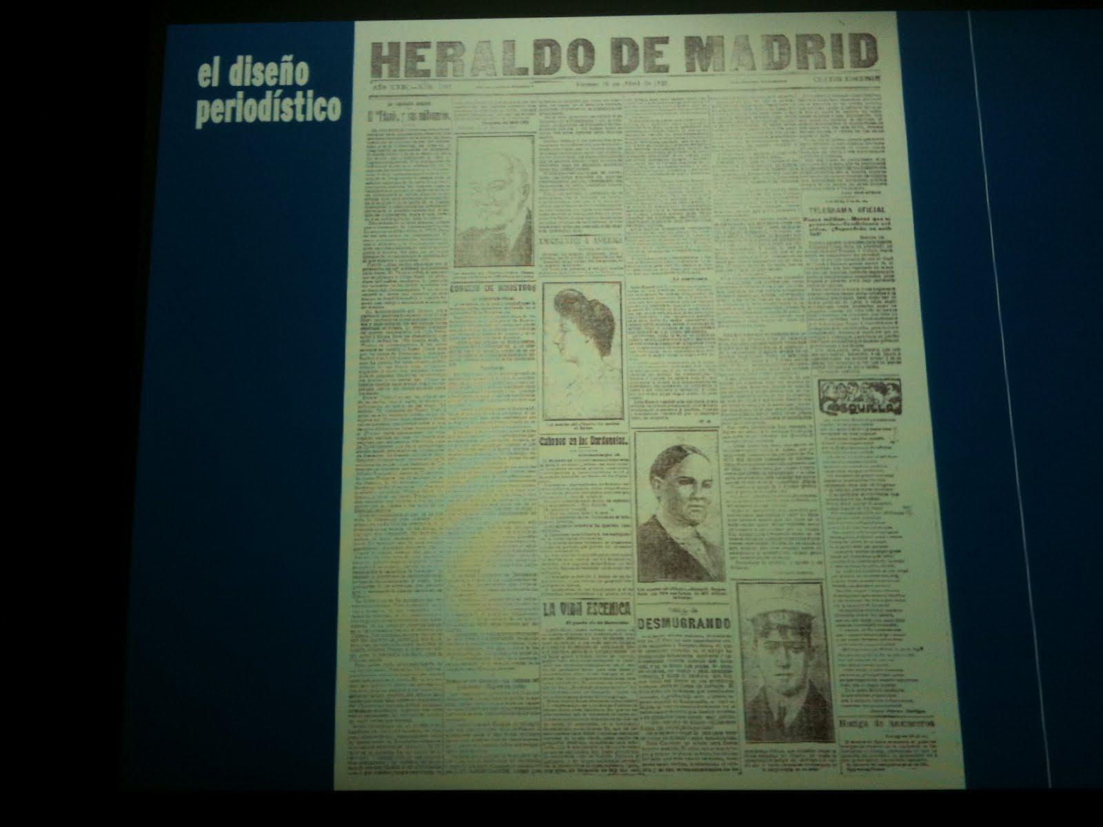 encajabaja   Diseño periodístico, Prensa: Historia del diseño