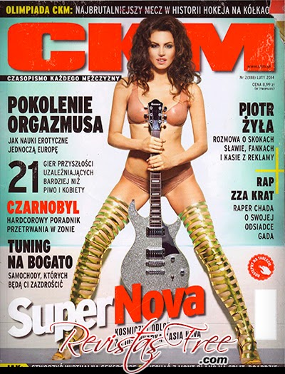 Kasia Nova - CKM Poland - Fevereiro 2014