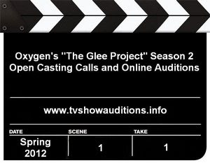 The Glee Project Open Casting Calls Online Auditions