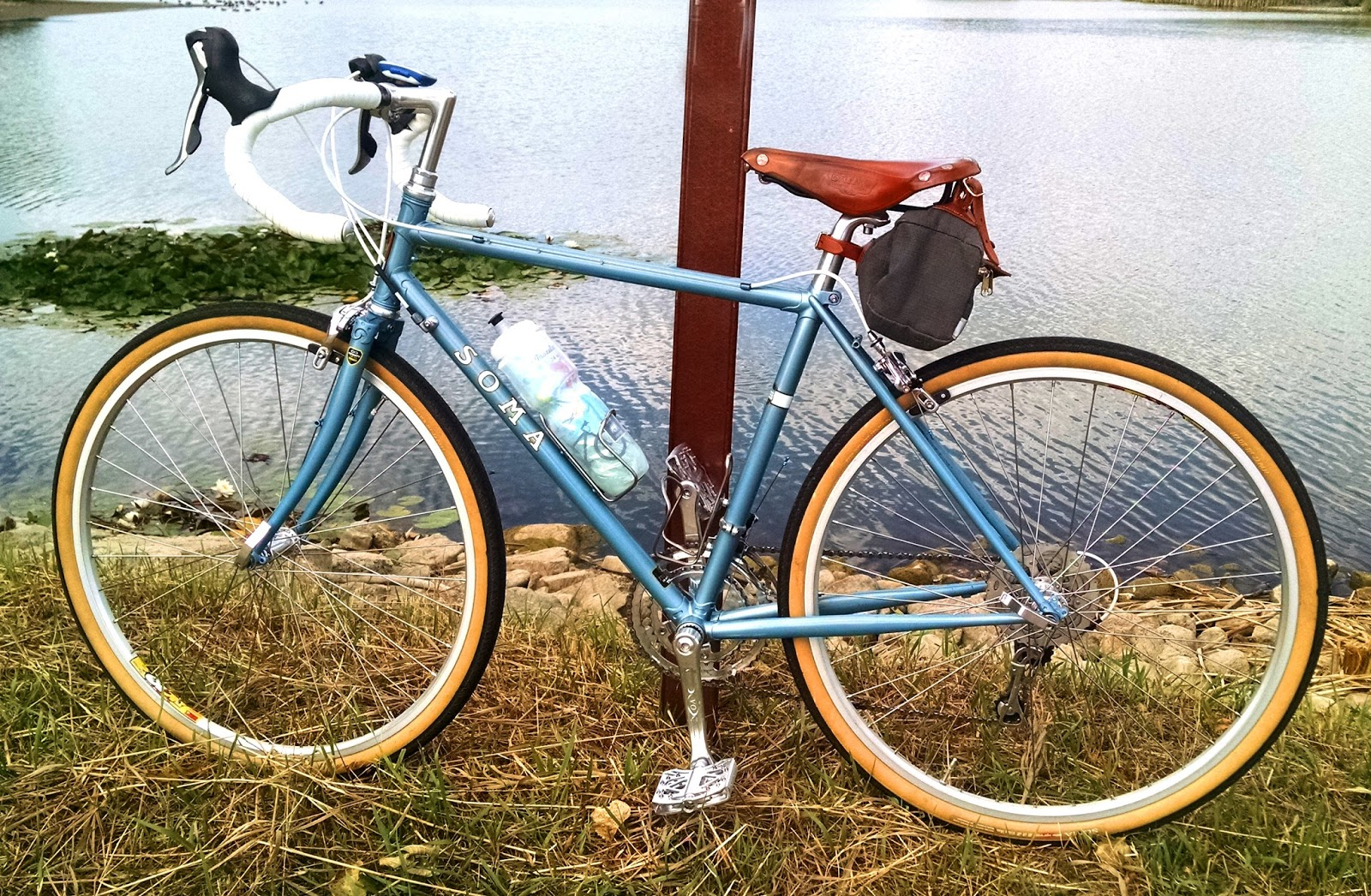 Endless Velo Love: Rivenoma or Somadell? Thoughts on a Soma San Marcos