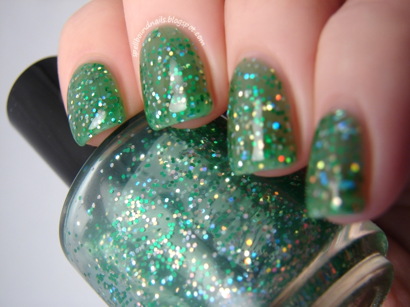 Nail Art Style: St. Patrick\'s Day Duo