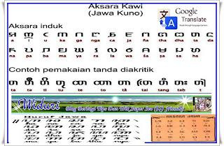 Kamus Bahasa Jawa - Indonesia Komplit ~ Widuri